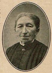 Nekrolog over Cathrina Margrethe Hansen (f. Petersen)