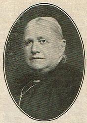Nekrolog over Marie Wilhelmine Andresen